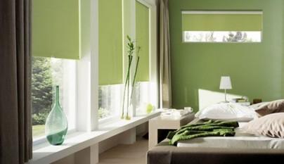 Dormitorio verde9