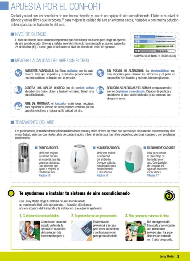 Guia de climatizacion y tratamiento del aire5 - Leroy merlin climatizacion ...