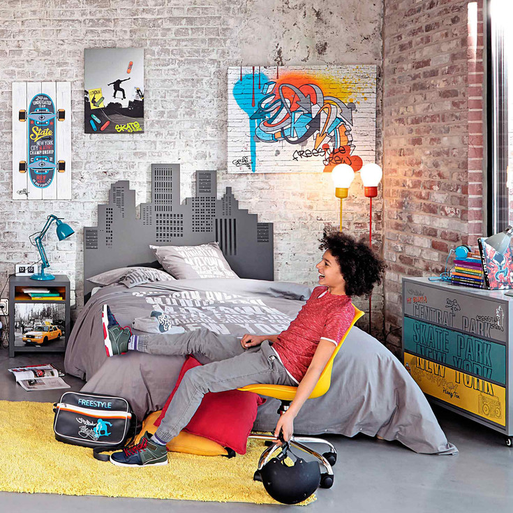 maisons du monde junior 201566. Black Bedroom Furniture Sets. Home Design Ideas