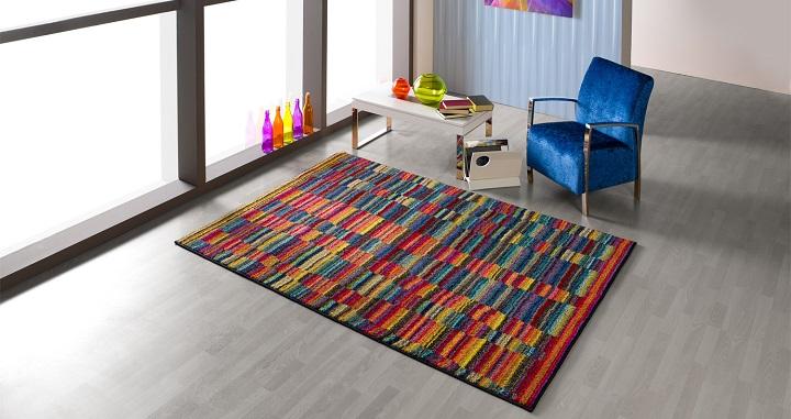 alfombras coloridas verano