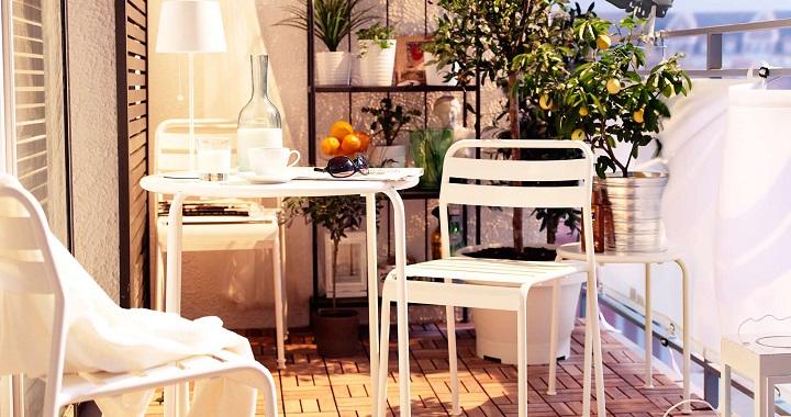 balcon pequeno