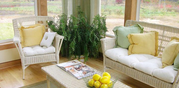 como enfriar la casa de forma natural