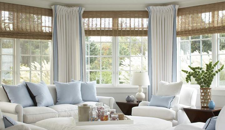 como escoger la cortina perfecta