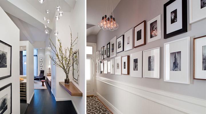 Decoracion pasillos estrechos y cortos for Como decorar un pasillo largo y estrecho