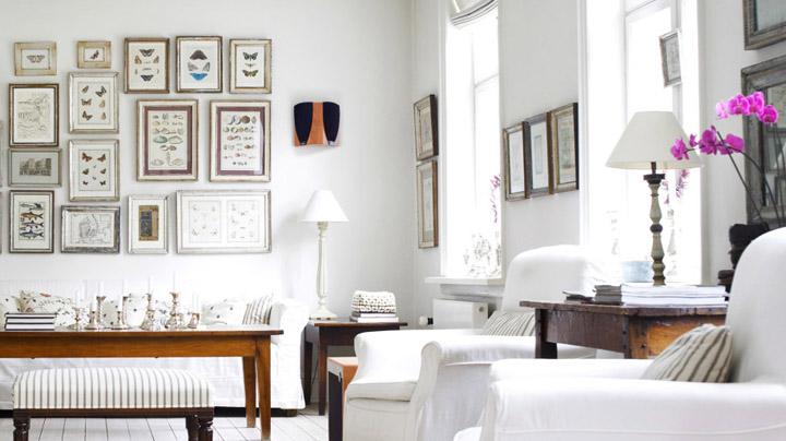 consejos para limpiar las paredes de casa
