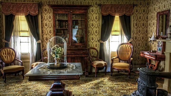decoracion victoriana