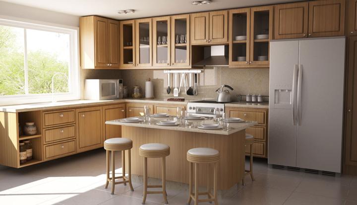 Decorar la cocina seg n el feng shui for Decorar la casa segun el feng shui