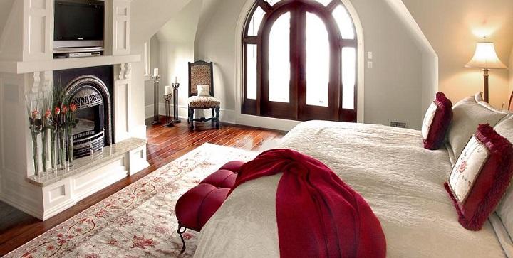 dormitorio rojo foto2