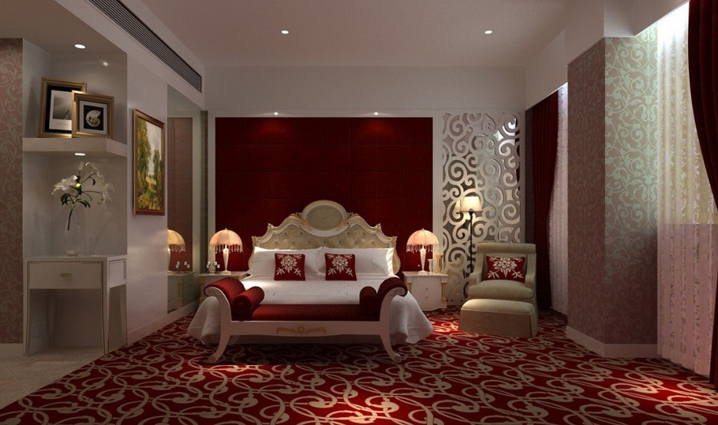 Dormitorio Rojo ~ dormitorio rojo4