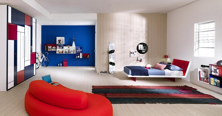 habitaciones adolescentes fotos