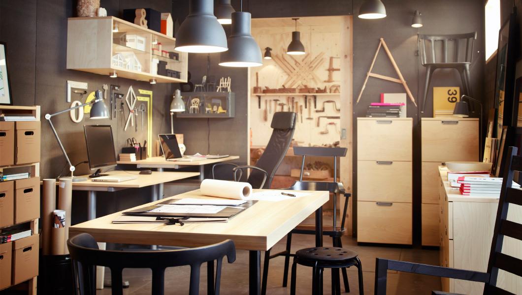 ikea business oficina9 - Diseo Ikea