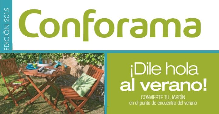 jardin conforama 2015