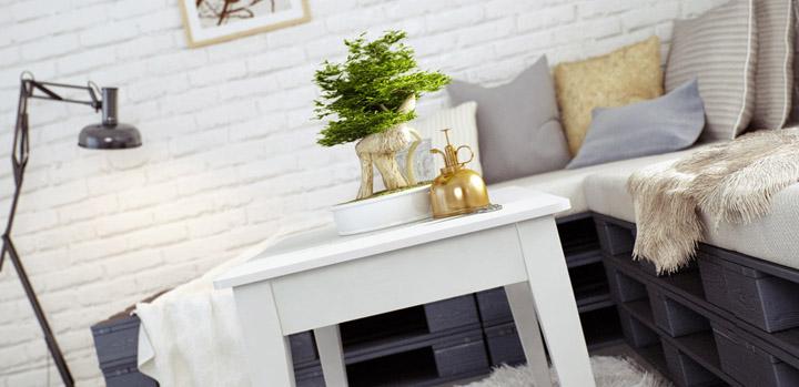 Muebles hechos con palets - Manualidades con muebles ...