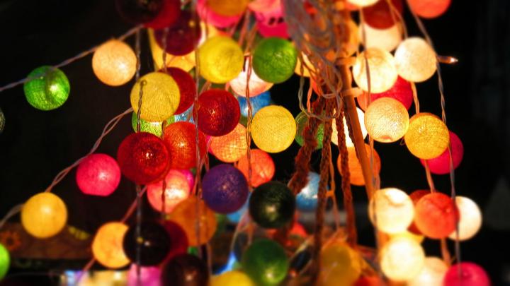 noche de san juan luces