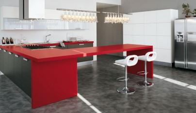 Cocina roja10