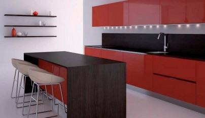 Cocina roja1