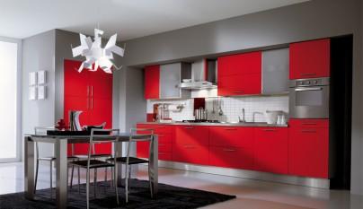 Cocina roja24
