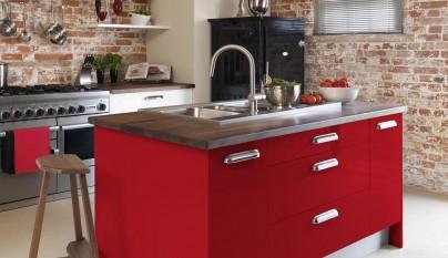Cocina roja341