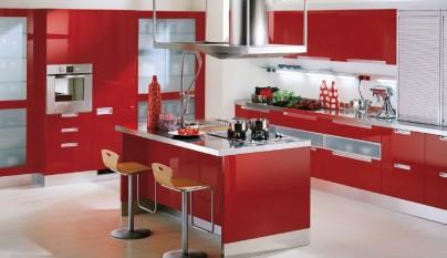 Cocina roja4