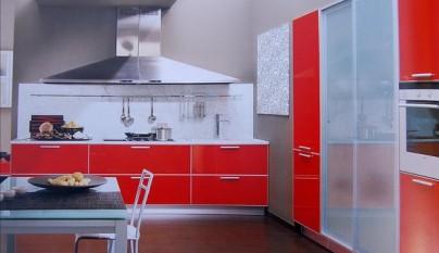 Cocina roja9