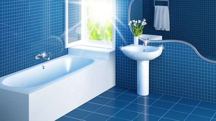 bano azul blanco foto1