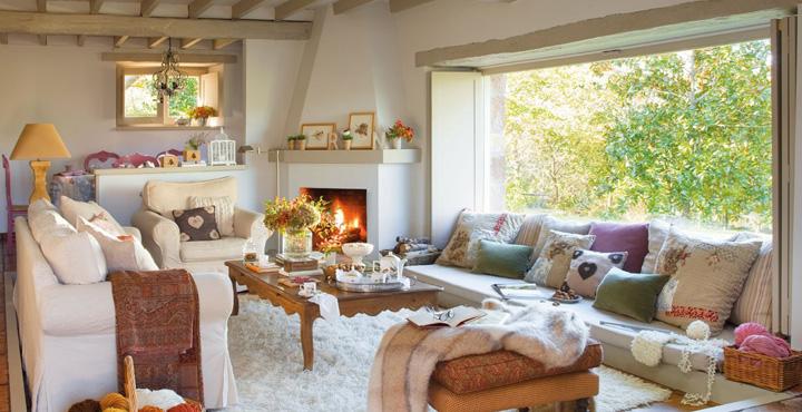 Claves de la decoraci n de estilo provenzal - Muebles de estilo provenzal ...