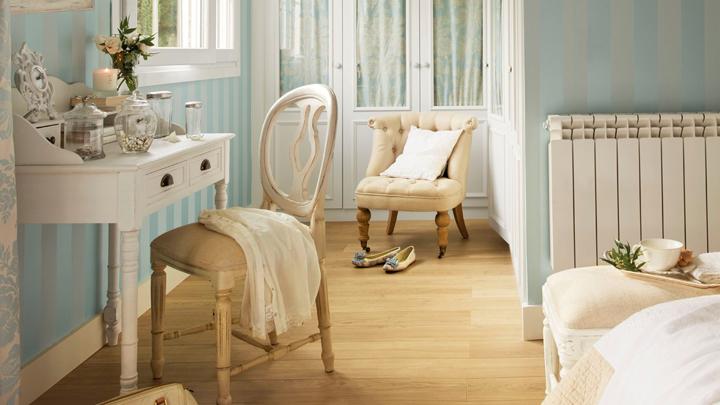 C mo decorar un tocador del dormitorio - Ideas para hacer un tocador ...