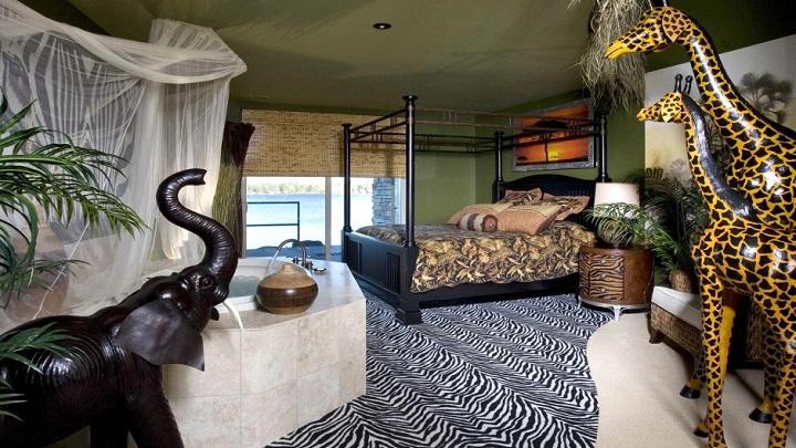dormitorio etnico foto1