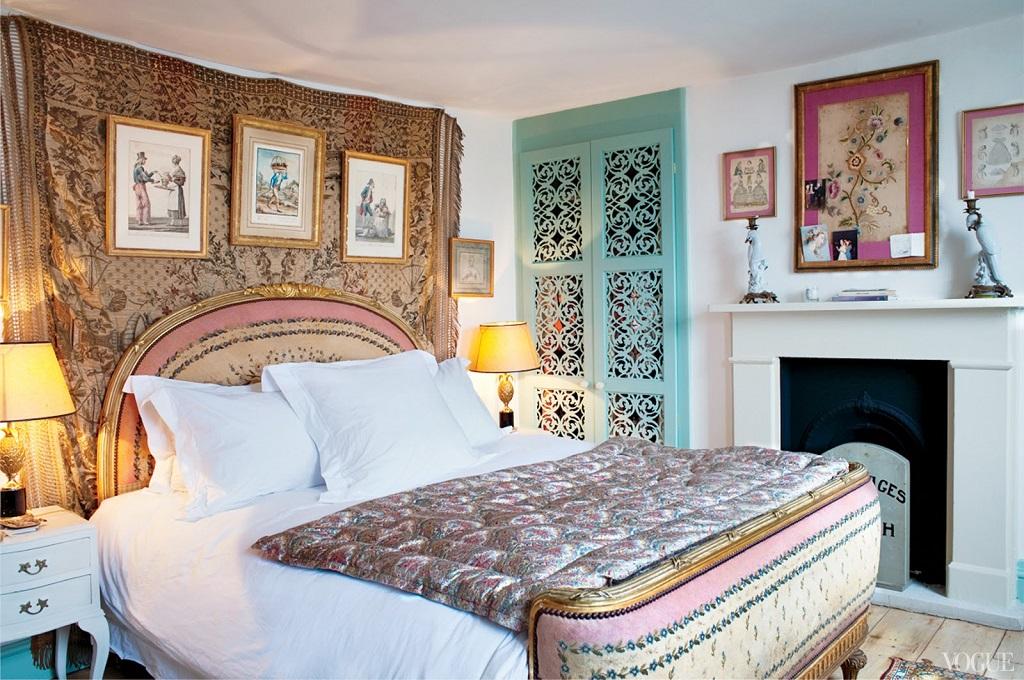 Encantador Dormitorios Etnicos Adorno Ideas de Decoracin de