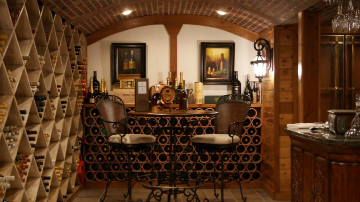 Ideas para decorar una bodega - Decoracion de bodegas caseras ...