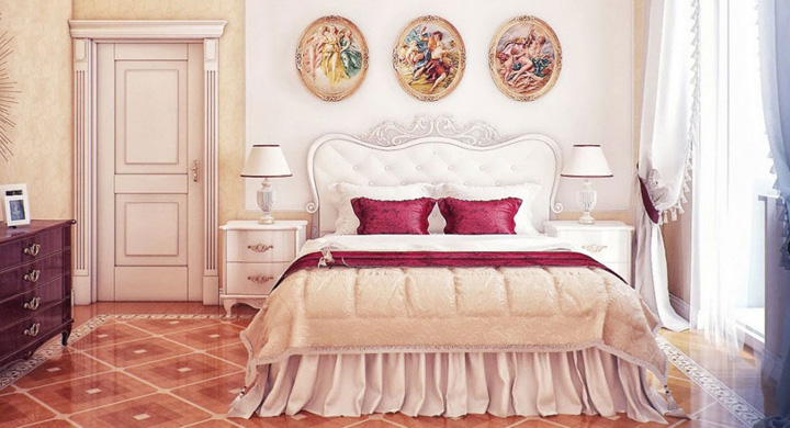 ideas para decorar un dormitorio de epoca