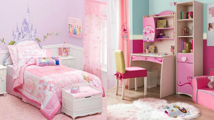 Image gallery habitaciones de princesas - Dibujos para habitacion nina ...