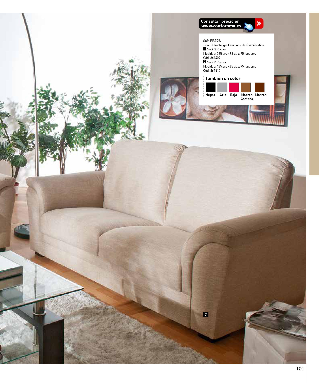 Sofas conforama 2015101 for Sofa conforama