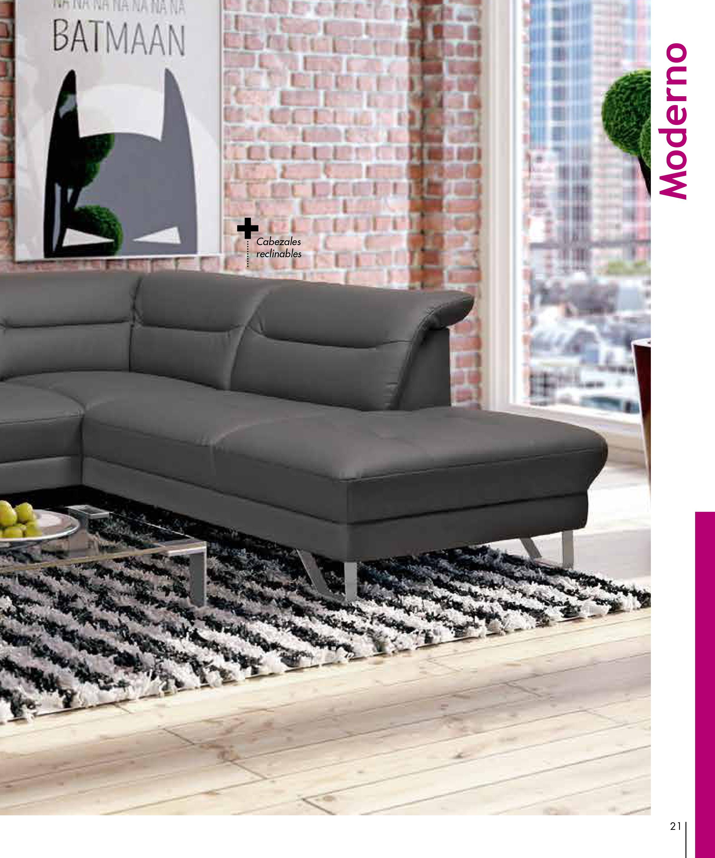 Sofas conforama 201521 for Sofas conforama catalogo