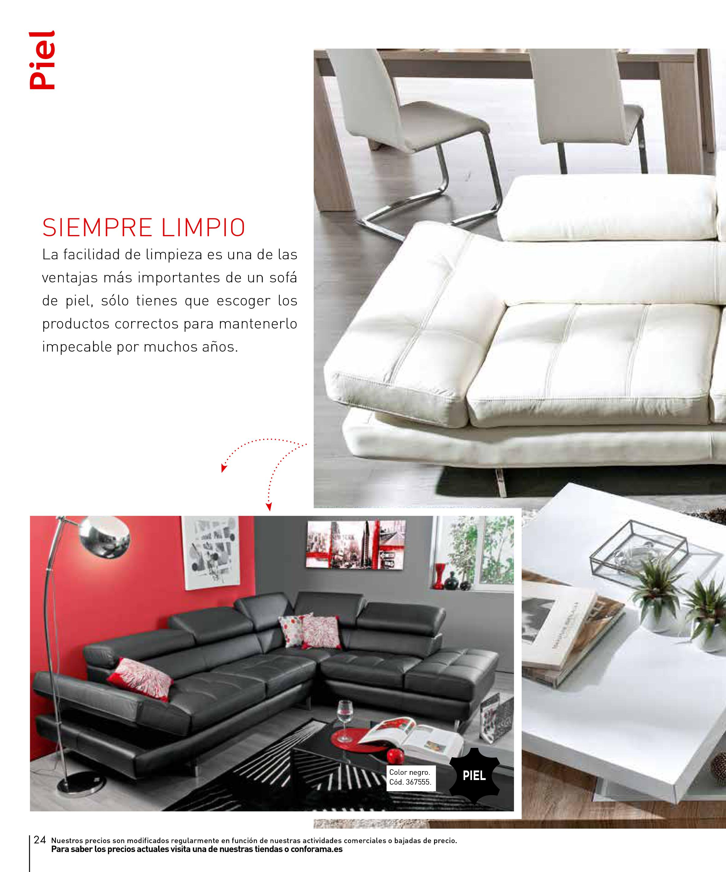 Sofas conforama 201524 for Sofas conforama catalogo