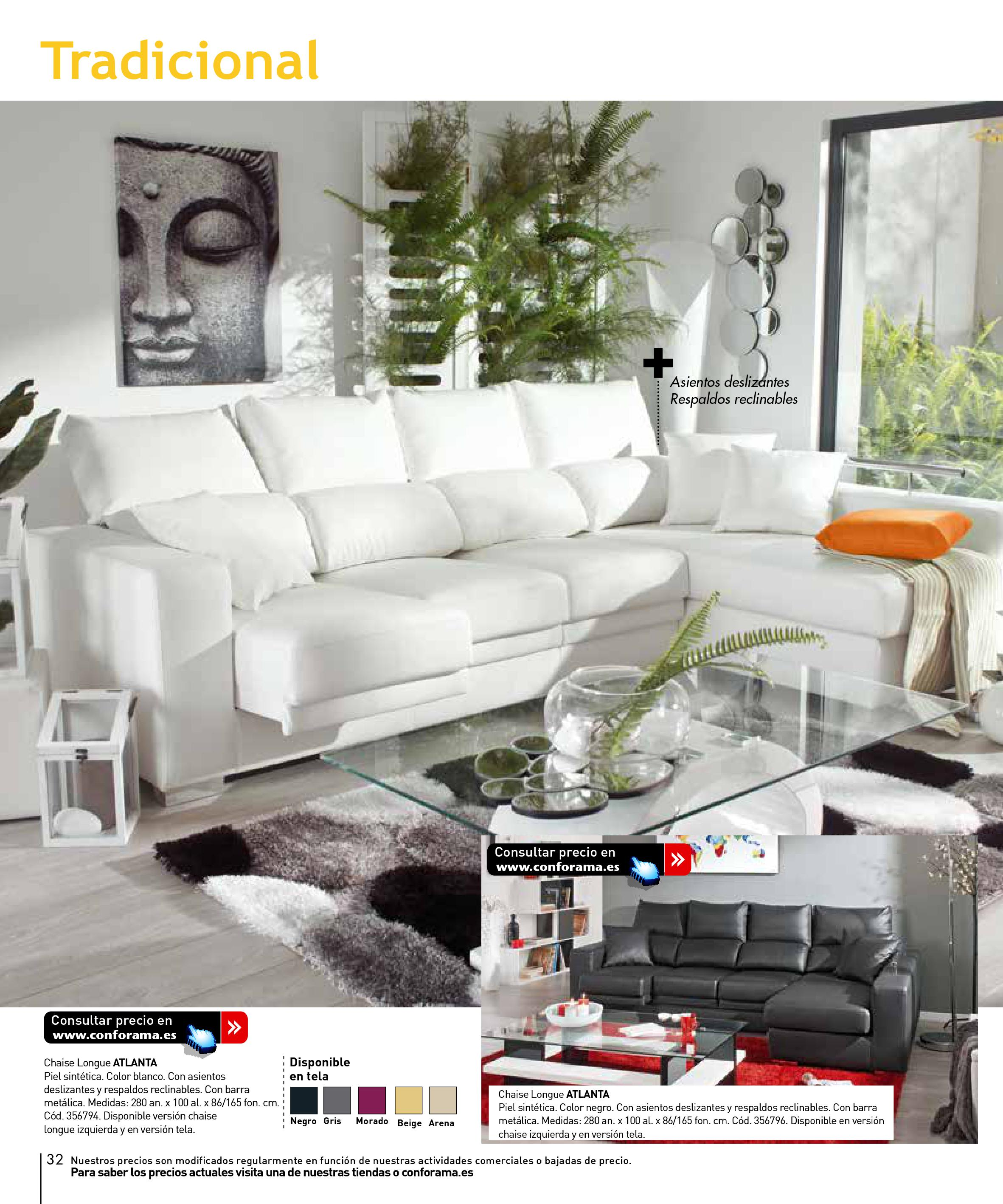 Sofas conforama 201532 for Sofas conforama catalogo