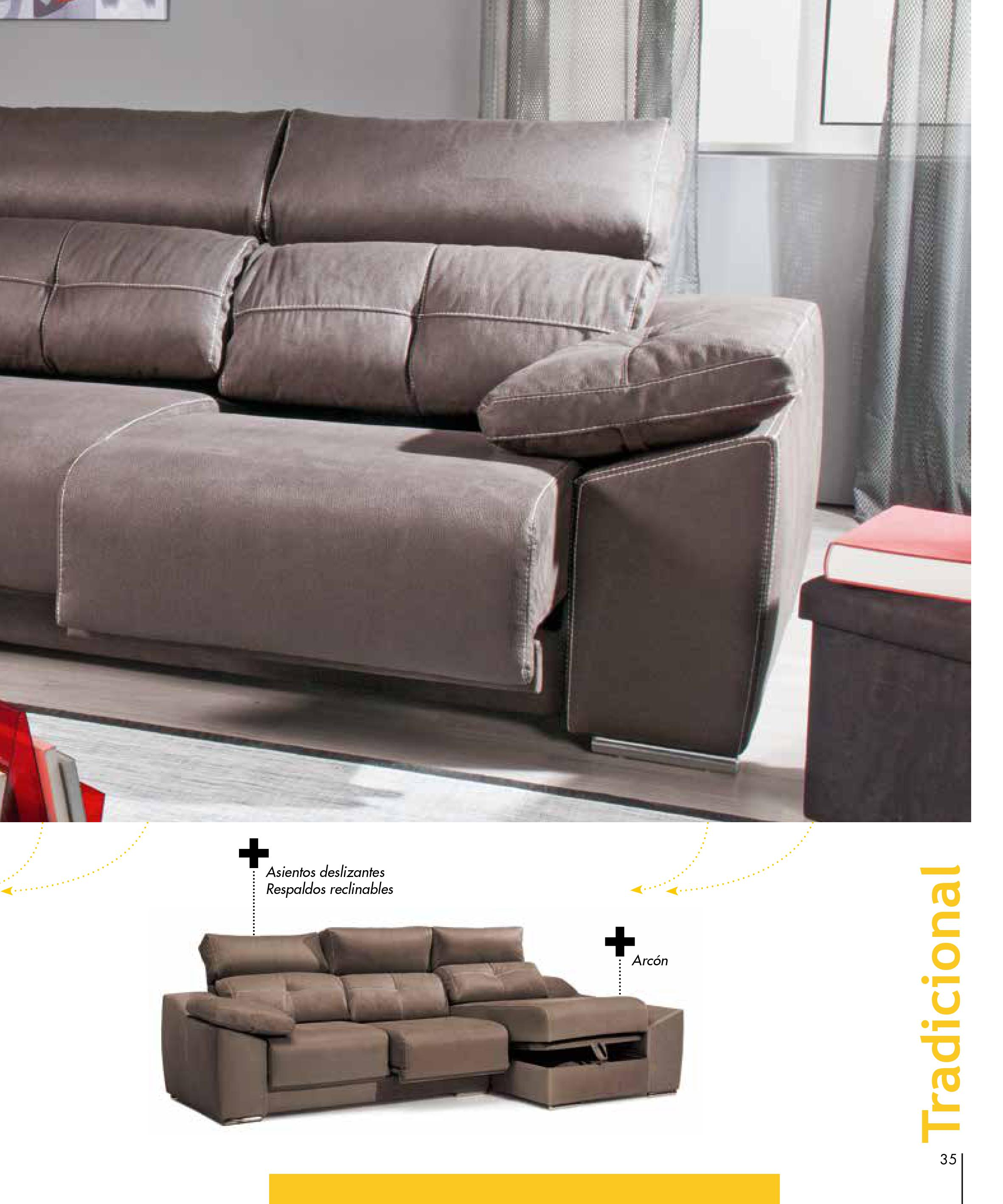 Sofas conforama 201535 for Sofas conforama catalogo