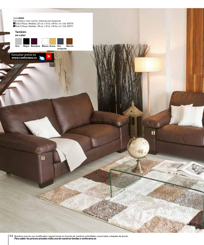 Sofas dos plazas conforama latest latest sofa plazas for Sofa cama 2 plazas conforama