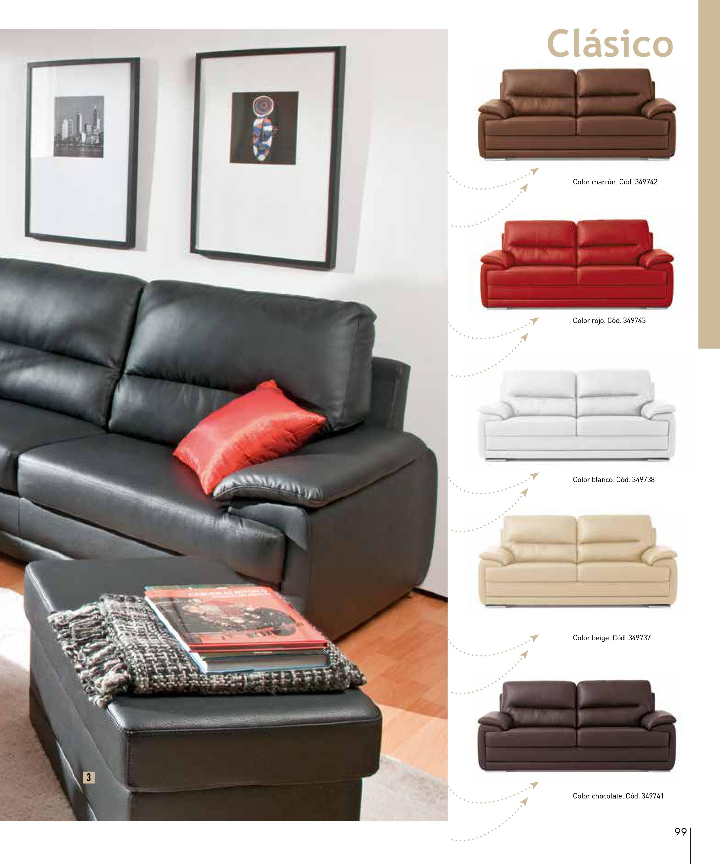 Sofas conforama 201599 for Sofas conforama catalogo