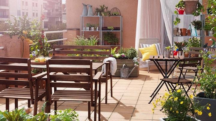 Fotos de terrazas decoradas for Imagenes de terrazas