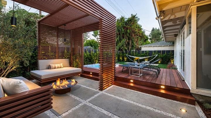 fotos de terrazas decoradas