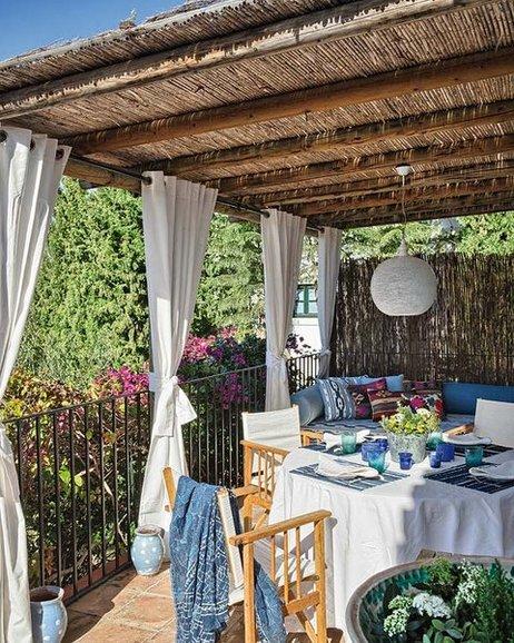 Terrazas3 - Imagenes de terrazas decoradas ...