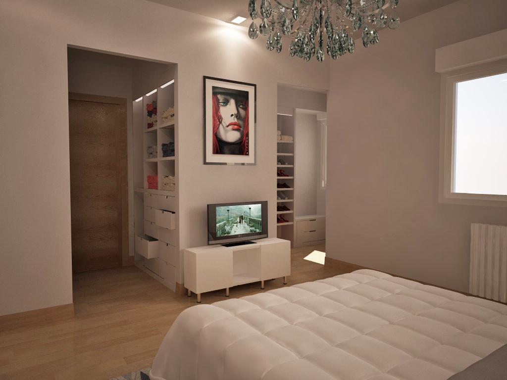Dormitorios con vestidor - Fotos dormitorios ...