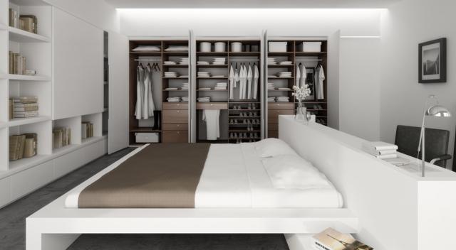previous next dormitorio vestidores