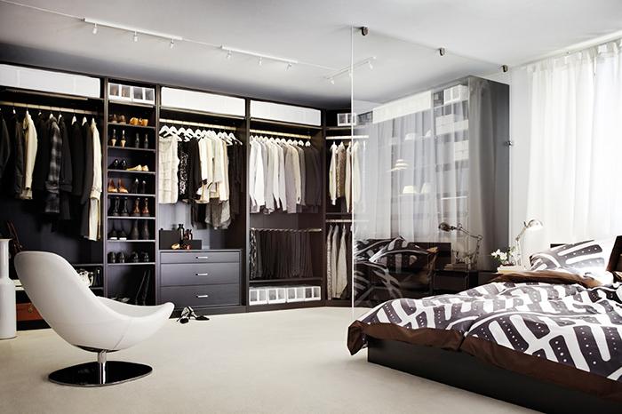 Vestidor dormitorio4 Decoracion indu moderna