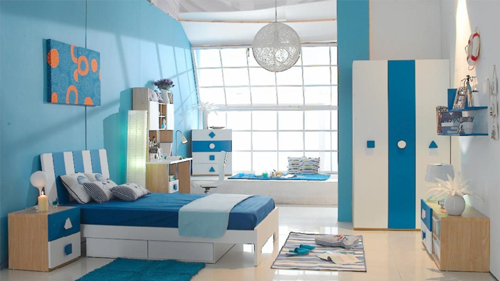 5 ideas para pintar la habitacion infantil