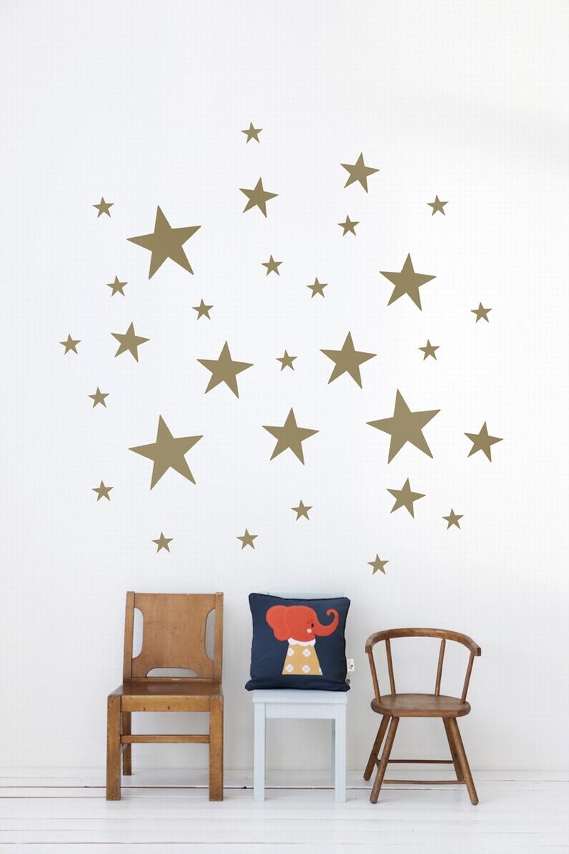Decoracion estrellas 10 for Decoracion con estrellas