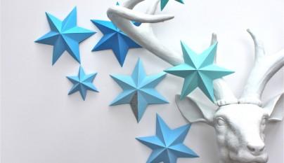 Decoracion Estrellas 14