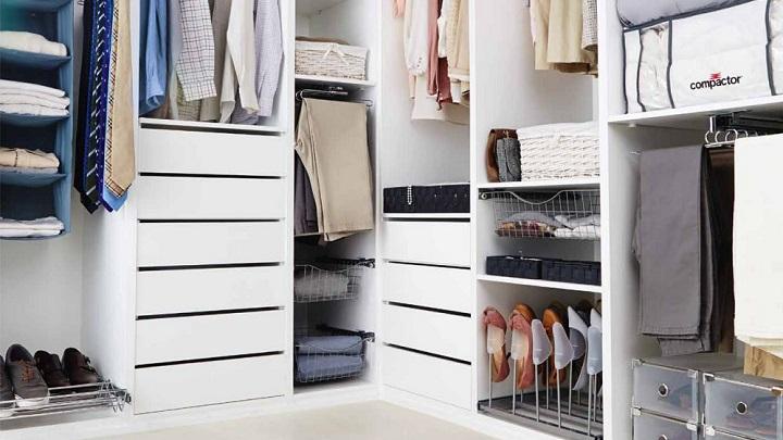 Especial casa ordenada leroy merlin 2015 for Distribucion de armarios empotrados por dentro