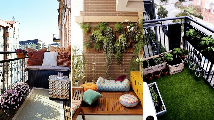 Fotos de balcones decorados - Decoracion de balcones con plantas ...